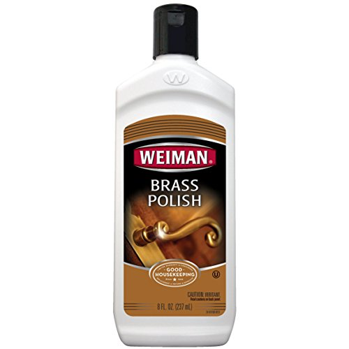 Weiman and Copper Polish and Cleaner 8 Fl Oz