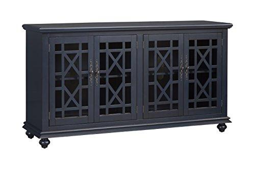 Martin Svensson Home Avalon 63' TV Stand, W x 35' H, Catalina Blue