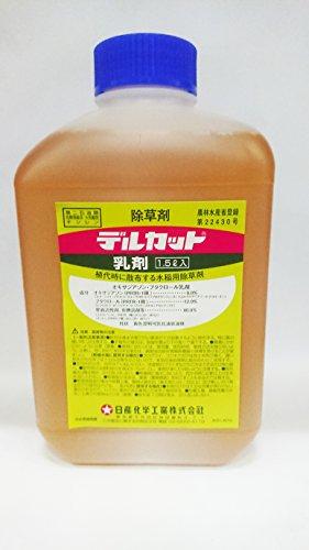 日産化学 水稲用初期除草剤 デルカット乳剤 1.5L