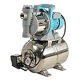 IMLEX Hauswasserwerk IM-HWW4500 Gartenpumpe Pumpe 85 dB 4500 l/h, 1300 Watt