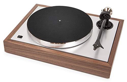 Pro-Ject The Classic Plattenspieler inkl. Ortofon 2M Silver, Walnuss