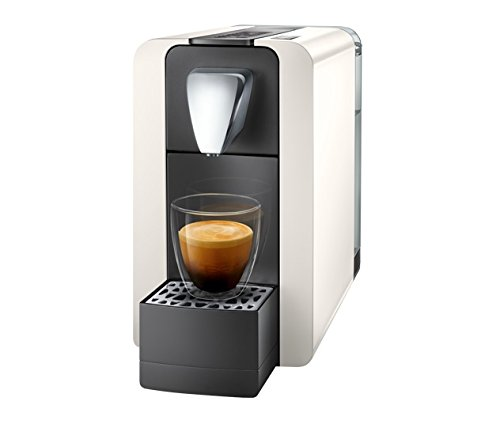 Cremesso Compact One II Kaffeemaschine Cream White