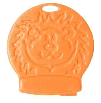 ViveVita Label Itz My Spot Place Marker Orange