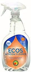 ECOS vegan glass cleaner