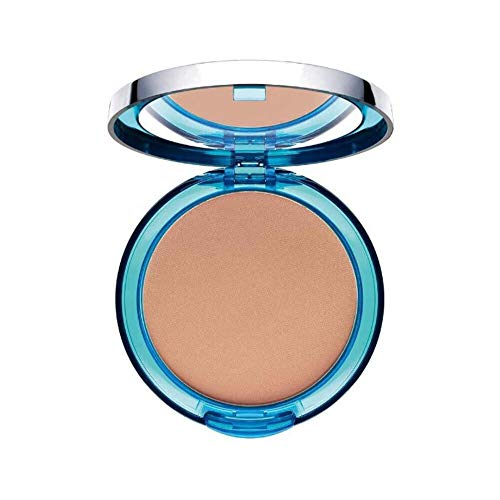 Artdeco Sun Protection SPF 50 Powder Foundation, N. 50, Dark Cool Beige, 10 g