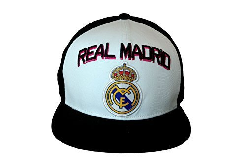 Rhinox Real Madrid Authentic Official Licensed Soccer Cap One Size -015 by