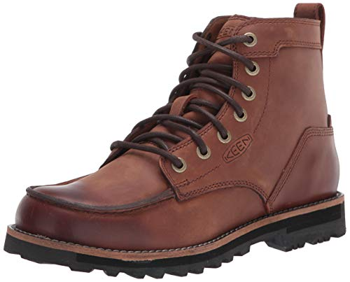 KEEN Herren 59 Moc Boot Mode-Stiefel, braun, 43 EU