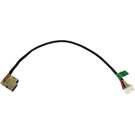 DC POWER JACK w// CABLE HP 15-bs020nt 15-bs020ur 15-bs020wm 15-bs021cy 15-bs021la