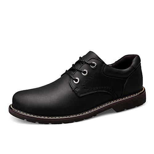 HONG YI-SHOES halfhoge herenschoenen schoenen herenmode laarzen casual eenvoudig klassiek lowtop outdoor outsole boots duurzame Oxford-schoenen