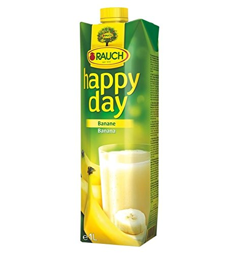 Rauch happy day Banane 1000ml