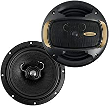 $44 » Sponsored Ad - Soundstream Spectrum SS.652 6.5-Inch 90W 2 Way Speakers with 20mm Silk Dome Tweeter (Pair)