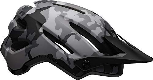 Bell 4Forty MIPS Adult Mountain Bike Helmet - Matte/Gloss Black Camo (2021), Large (58-62 cm)