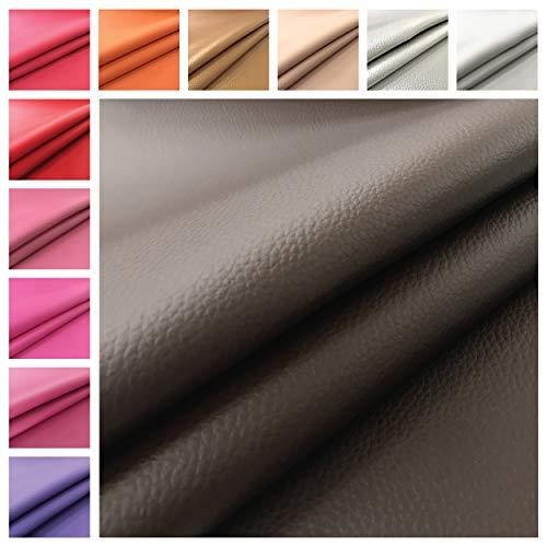 Weicher Kunstlederstoff, Kunstleder, 100x140 CM für Möbel Sofas, Stühle, Taschen
