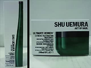 Shu Uemura Art Of Hair Ultimate Remedy Shampoo (300ml) And Masque (200ml) (Pack of 2)