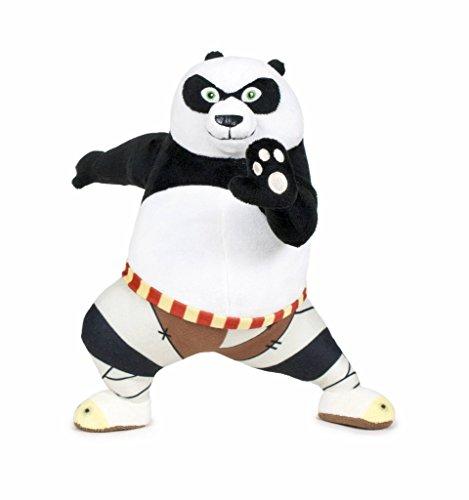 Peluche Kung Fu Panda 3 - 37 cm Action Po solo
