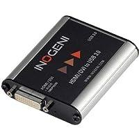 INOGENI DVI HDMI→USB 3.0ビデオキャプチャデバイス