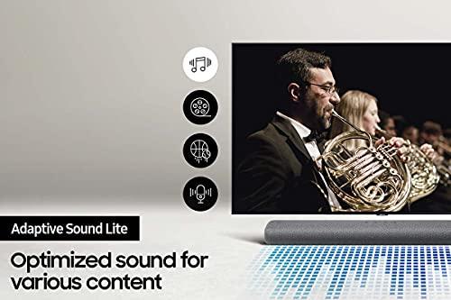 SAMSUNG HW-S50A 3.0ch Soundbar with Dolby Atmos (2021), Deep Gray
