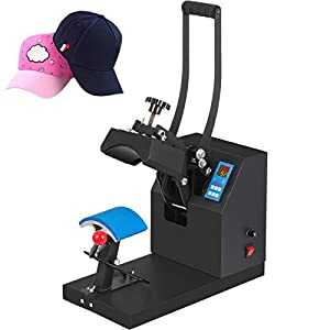 mophorn hat heat press machine