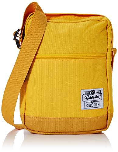 Caterpillar Hauling Tablet Bag 83144-108 Umhängetasche, 29 cm, 5 Liter, Yellow