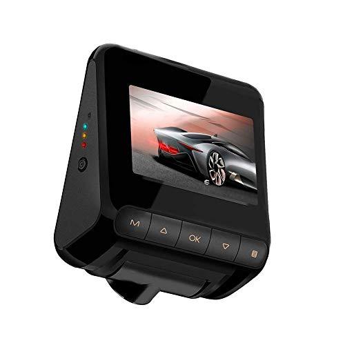 """La cámara del coche de 1080P HD DVR del tablero de instrumentos de la cámara conducción del video, 2,45"""" pantalla IPS 170 ° gran angular con el G-Sensor, grabación de bucle, Aparcamiento monitor, dete"""
