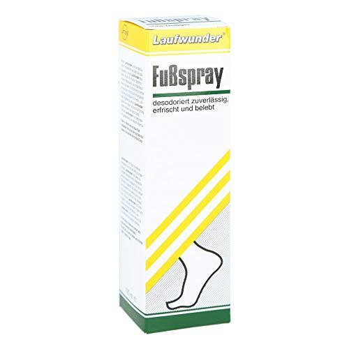 LAUFWUNDER Fußspray o.Gas 125 ml