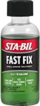 STA-BIL (22303 Fast Fix Small Engine Treatment - Cleans Carbs and Injectors - Fixes Rough Running Engines - Treats 10 Gallons, 4 fl. oz.