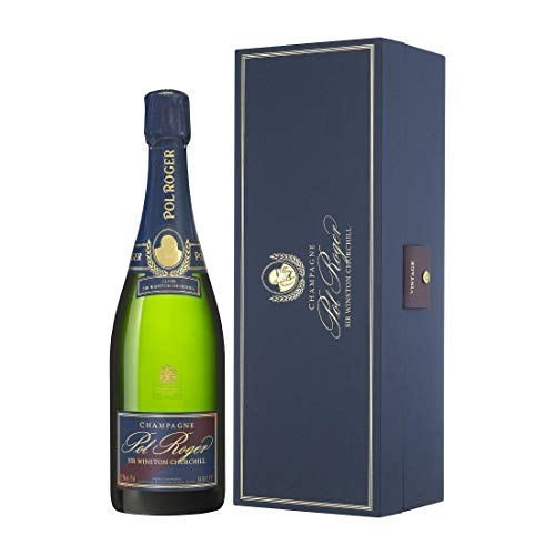 Pol Roger Champagne Winston Churchill 2008