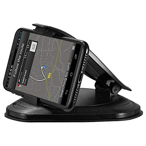 Clamshell Car Cell Phone Holder Cradle Dashboard Mount for Motorola...