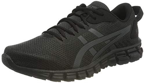 ASICS Gel-Quantum 90, Running Shoe Homme, Black/Black, 43.5 EU