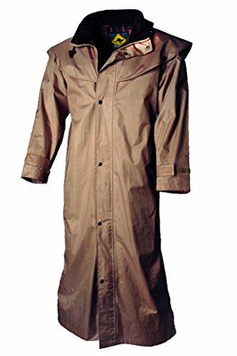 Scippis Stockman Coat Regenmantel Beige L