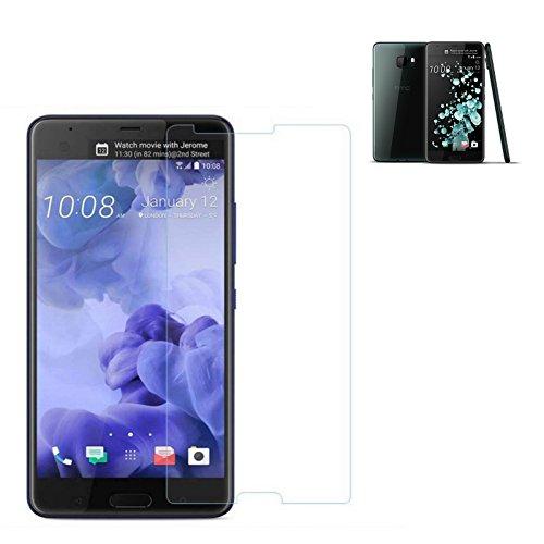 Pellicola Vetro Temperato HTC U Ultra Digital bay Pellicola Protettiva Protezione Protettore Glass Screen Protector per HTC U Ultra