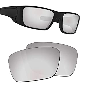 Guarda TRUE POLARIZED Replacement Lenses for Oakley Fuel Cell OO9096 Sunglasses