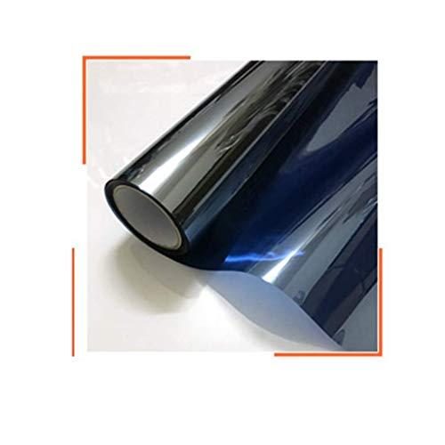 ZXL Fensterfolien isolationsfolie Fenster sonnenschutzglas Film Home solar Film einwegperspektive Balkon Schlafzimmer Sonnenschirm verdunkelungsaufkleber 5 * 200 cm (größe: 150 * 100 cm)