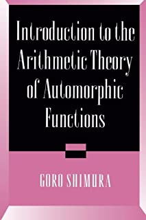 Introduction to Arithmetic Theory of Automorphic Functions (Publications of the Mathematical Society of Japan, No 11)