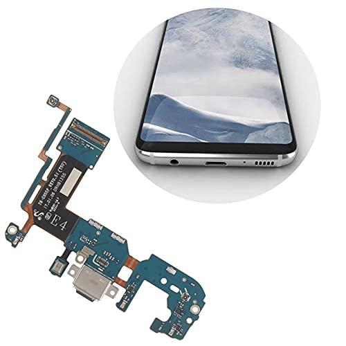 RongZy Connettore Dock per Samsung Galaxy S8 Plus G955F Charger Port USB Board Dock Micro con Strumenti