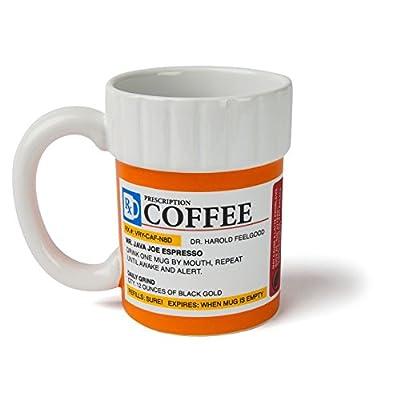 BigMouth Inc The Original Prescription Mug