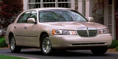 Amazon Com 1998 Lincoln Town Car Reviews Images And Specs Vehicles