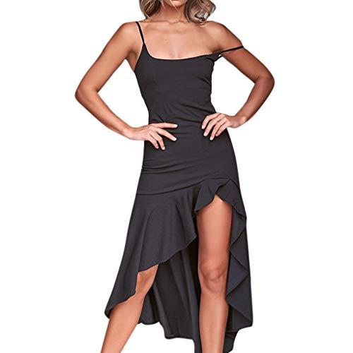 Vectry Vestidos Sexys Y Elegantes Vestidos Vestidos Tirantes Verano Vestidos De Novia Volantes Vestido Escote Vestidos Mini Vestido Negro