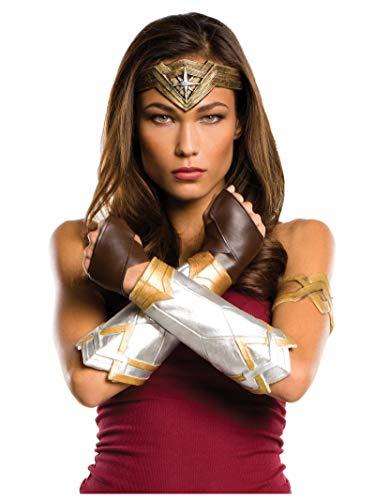 Rubie's – Kostüm-Zubehör – Wonder Woman Kostüm-Zubehör Unisex-Erwachsene Einheitsgröße