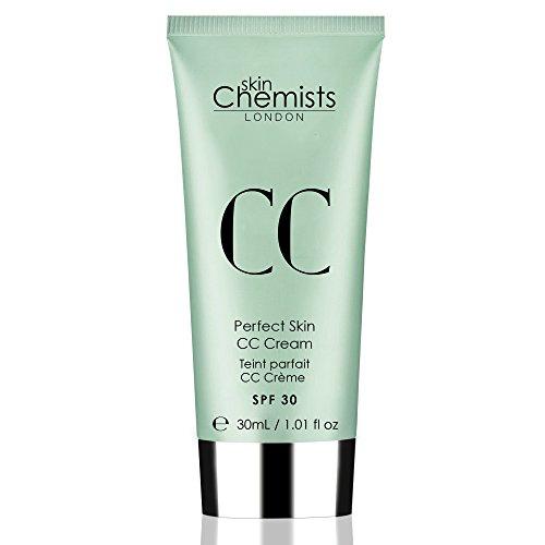 skinChemists CC Crème Peau Parfaite SPF30 Medium 30 ml