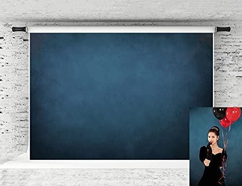 Soldering Kate 8x8ft Blue Abstract Max 86% OFF Backdrops for Photography Photographers