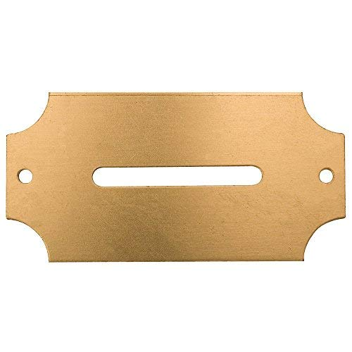 Brass Coin Slot