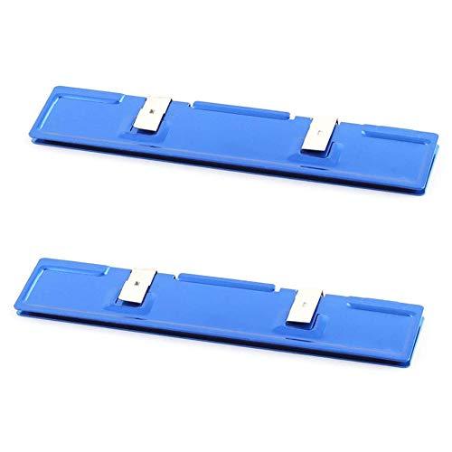 Yohii Kühlkörper, Aluminium, Blau, für SDR DDR RAM Speicher