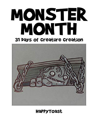 Monster Month: 31 days of creature creation (English Edition)
