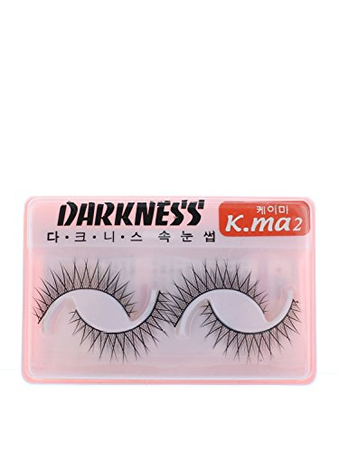 Darkness False Eyelashes K-ma 2 by Darkness (English Manual)