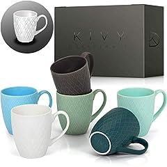 Kaffeetassen 6er Set 400
