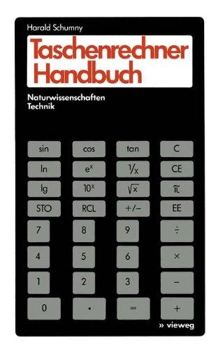 Taschenrechner - Handbuch. Naturwissenschaften / Technik