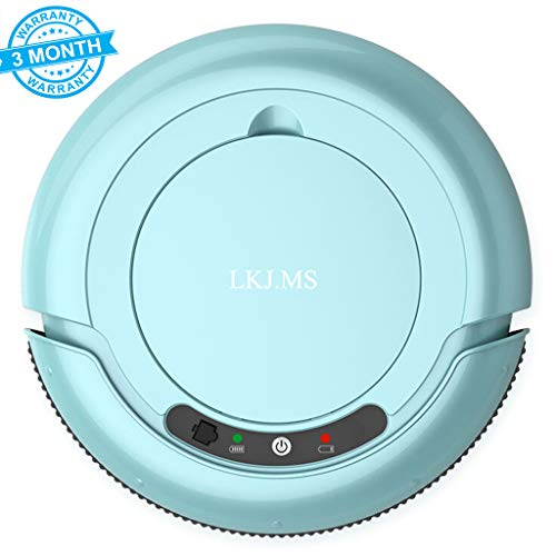 Why Should You Buy GJF Robot Vacuum Cleaner, Commercial Indoor Robotic Vacuums,Sweeping Robot Smart,...