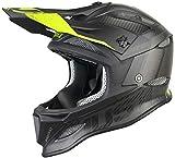 Just 1 Helmets Just1 Jdh Assault Black-Yellow + MIPS XXL Casco de Downhill/MTB/Enduro Unisex - Adulto, Negro-Amarillo