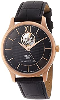Tissot Tradition Automatic Black Dial Men's Watch